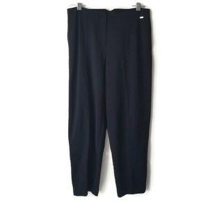 ESCADA sport pants relaxed black sz 38